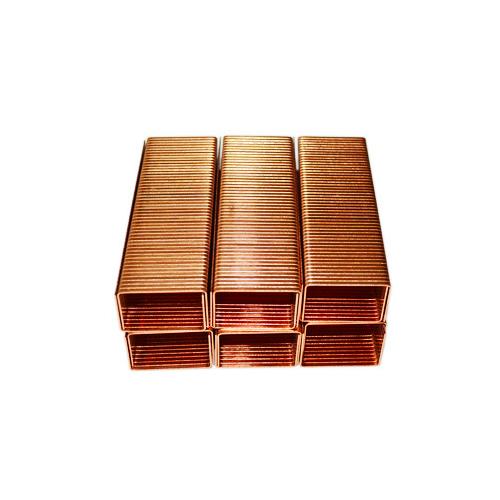 镀铜钉箱钉 纸箱封口钉 钉箱机用钉子 封箱钉