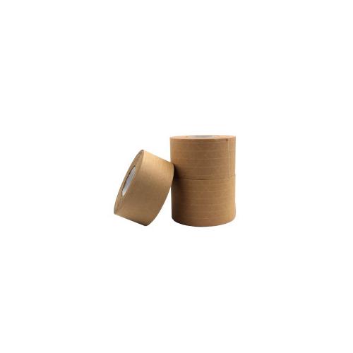 湿水牛皮纸直销 封箱胶纸 有线湿水牛皮纸