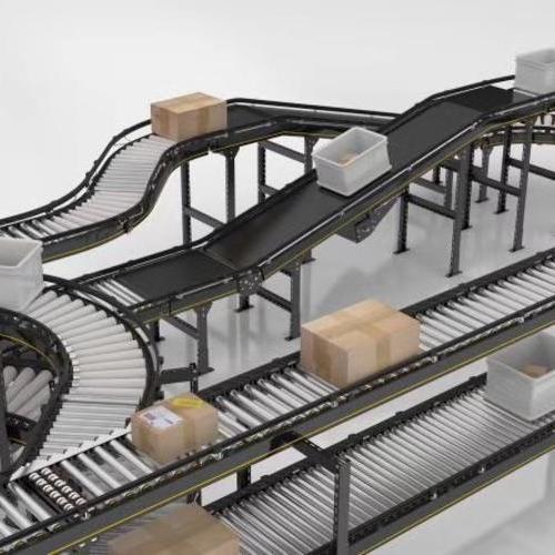 自动化流水生产线设备 全自动包装生产线