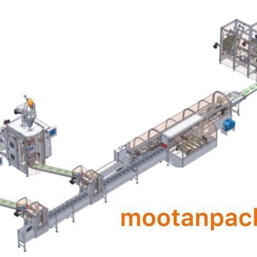 包装流水线自动化设备 全自动流水线包装设备 流水线工作台