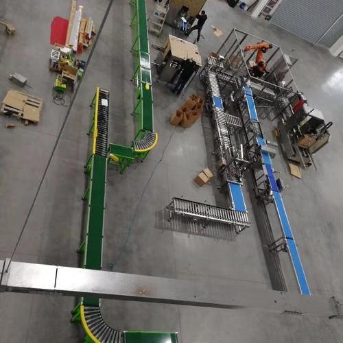 人工包装流水线 装配生产线 饮料包装流水线