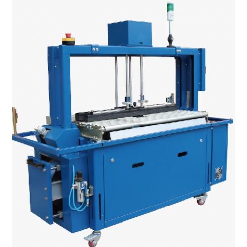 厂家直销全自动加压瓦楞纸箱打包机 瓦楞纸箱高速全自动打包机工作原理与故障维修