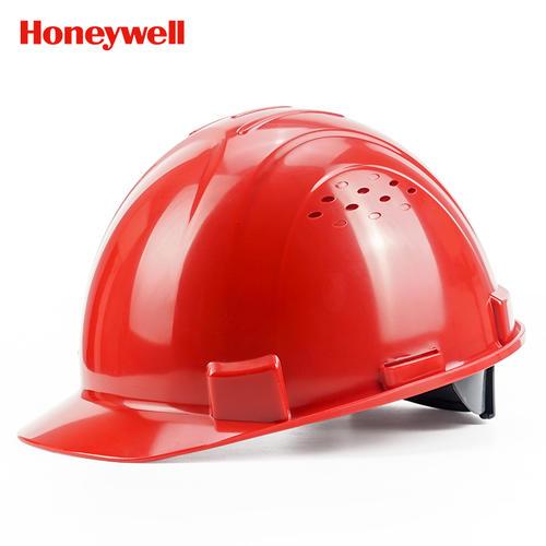 霍尼韦尔(Honeywell)安全帽新国标 可印字 H99 ABS 工地 工程 工业 建筑 防砸 抗冲击  有透气孔