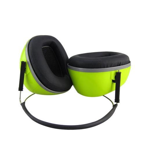 代尔塔 103011 103009 F1银石颈带型防噪音耳罩学习工厂专业降噪