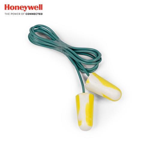 霍尼韦尔(Honeywell)美国进口小号降噪隔音耳塞 睡觉工作学习降低噪音 10副装带耳塞盒 304S带线
