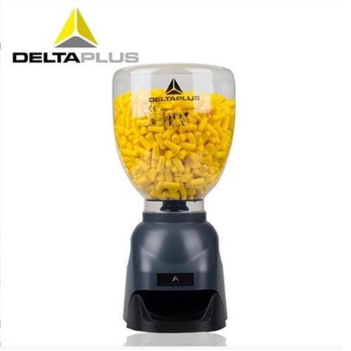 代尔塔 103108 分配器500副一套耳塞耳罩 防噪 工作 学习 耳塞补充装(500付)