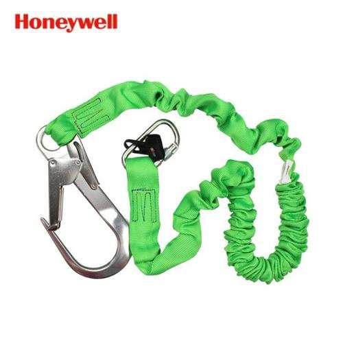 霍尼韦尔(honeywell)缓冲系绳1005325A 缓冲系带/配有1个脚手架挂钩和1个安全钩/2m 绿色
