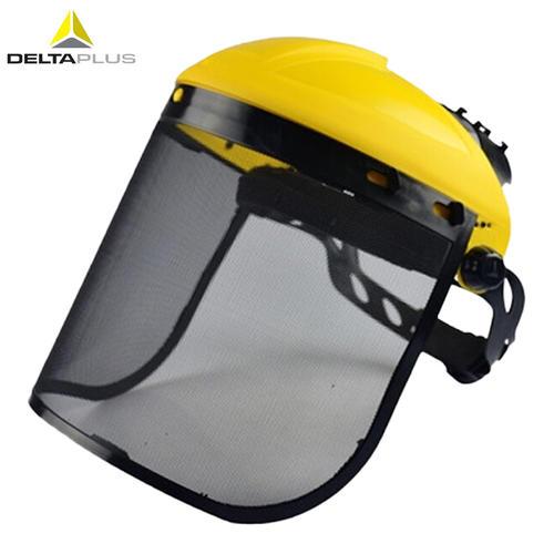 代尔塔/DELTAPLUS 101306 网格防颗粒物飞溅面屏+支架 面屏厚度2mm 1个