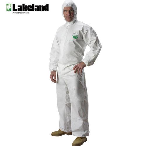 雷克兰(Lakeland)AMN428E 防护服防尘连体服透气防液体飞溅喷漆服劳保工作服
