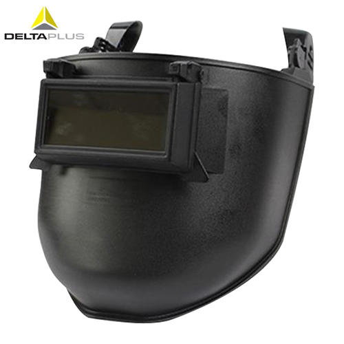 代尔塔/DELTAPLUS 101508 经济型焊接防护面屏 配合安全帽使用