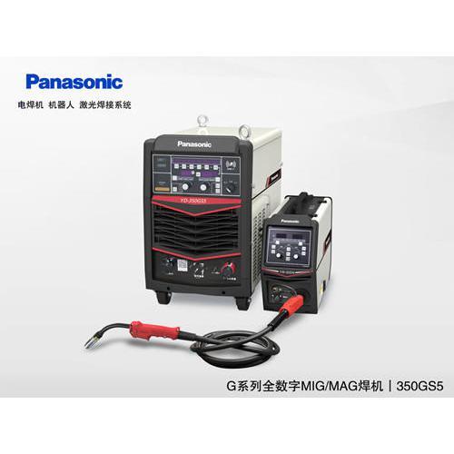 YD-350GS5 松下全数字控制脉冲MIG/MAG焊机
