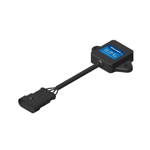 双轴倾角传感器TC-20 CAN总线输出