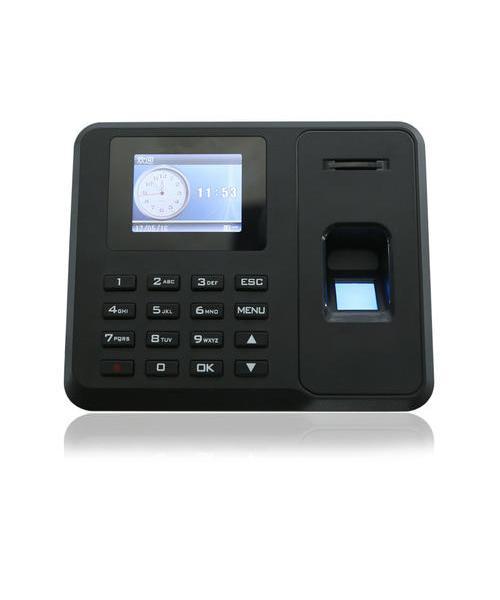 自动式指纹考勤机YJ18TK03