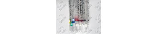 25 ml血清移液管,灭菌,刻度0.2m