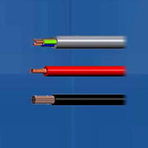 辐照交联聚烯烃绝缘电线