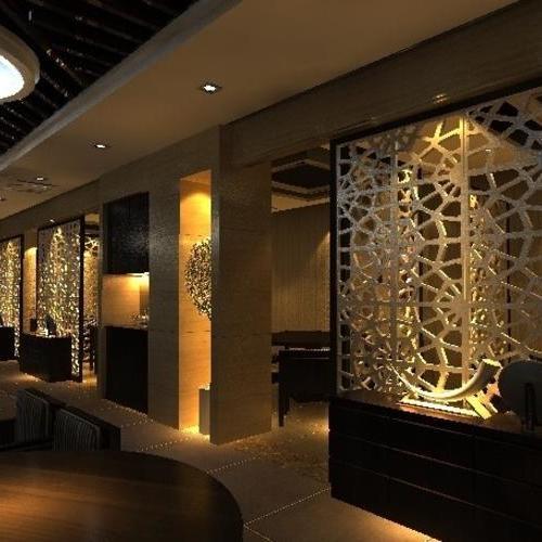 商业空间设计与施工