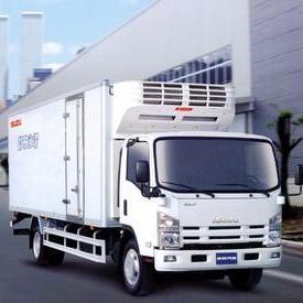 700P中型冷藏保温车