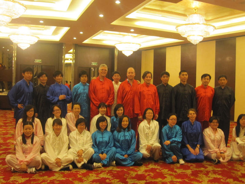 International Tai Chi Activity