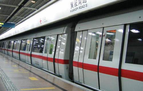 上海地铁一号线