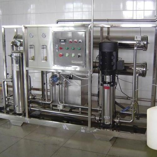 单级纯水设备