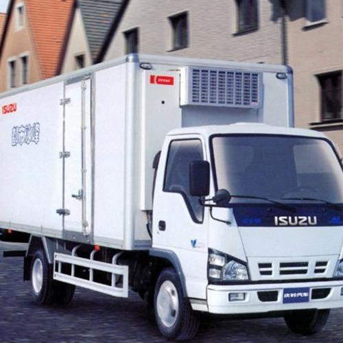 600P轻型冷藏保温车