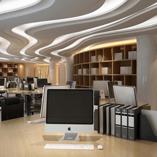办公空间设计与施工