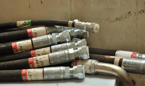日立各种泵管