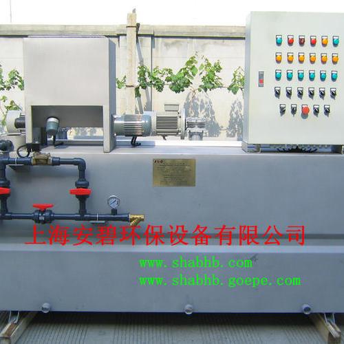 PAM阴阳离子絮凝剂配制溶解设备