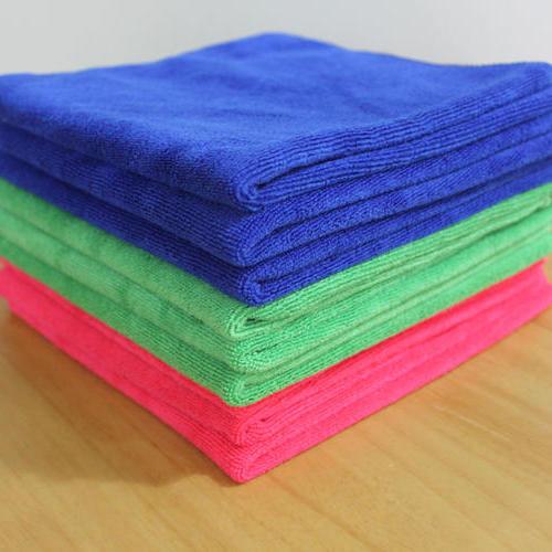 (加厚)超细纤维纬编有弹性毛巾