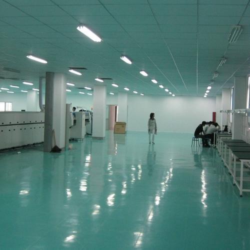 纺织工厂装修案例