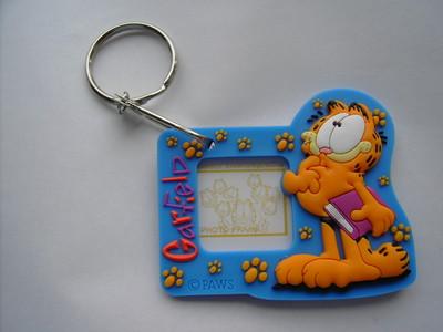 软胶3D钥匙扣3