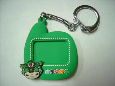 软胶3D钥匙扣4