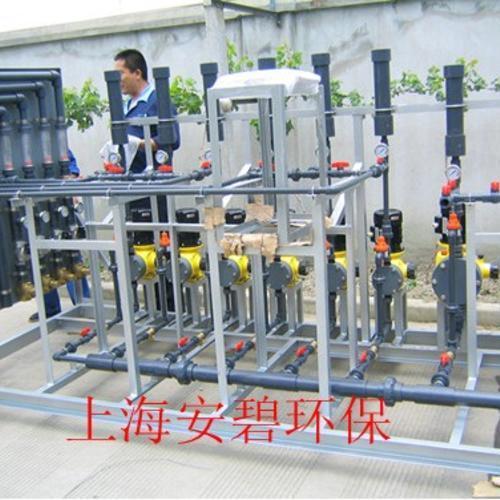 乙酸钠投加系统