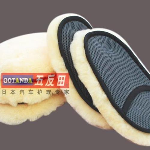 纯羊毛洗车专用手套