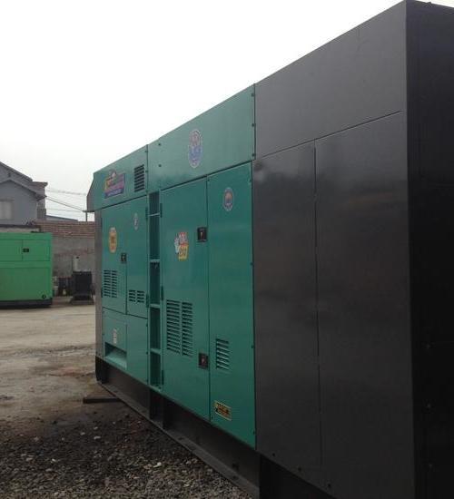 工厂发电机设备