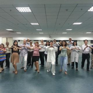 上海魂源太极拳培训中心 Shanghai Tai Chi Centre