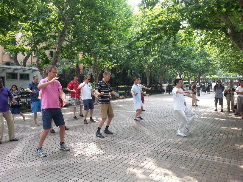 外国人太极拳周末体验学习活动.jpg