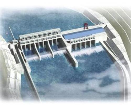 瀾滄江流域水電工程建設