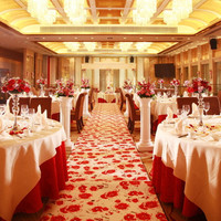 中式圆桌菜单