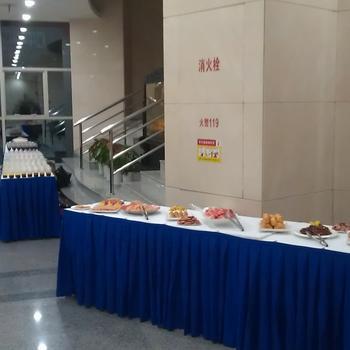 复旦医学院400人冷餐会+茶歇