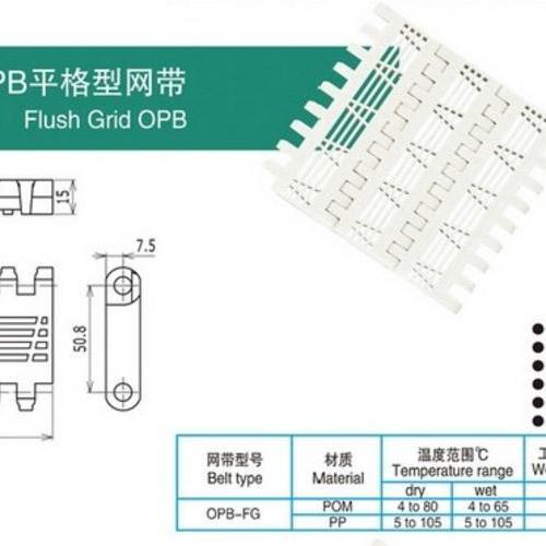OPB平格型网带