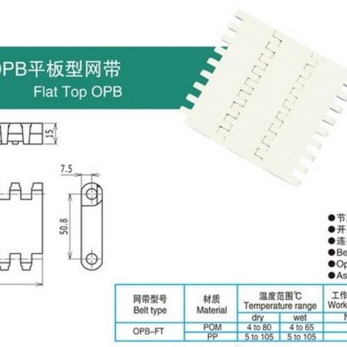 OPB平板型網帶