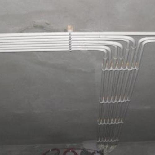 轴承水电气安装