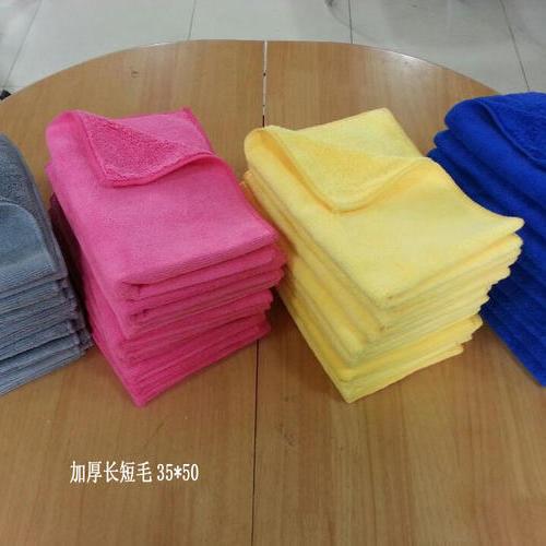 出口日本的长短毛毛巾