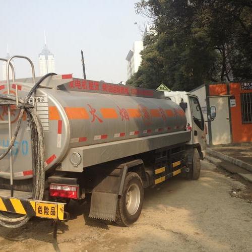 柴油运输服务