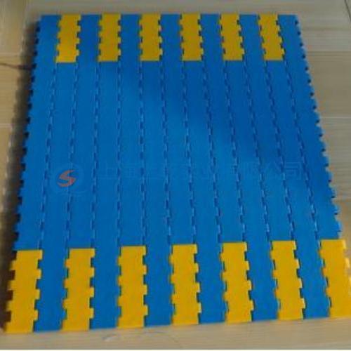 模块塑料网带应用于乳品和饮料行业