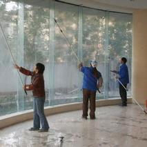 室内玻璃清洗