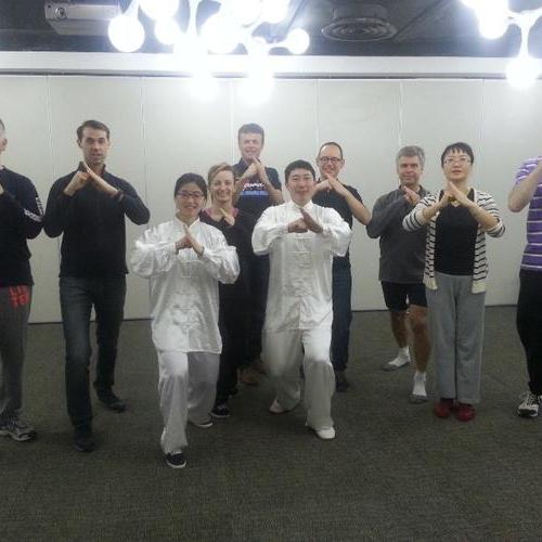 外国人团体太极拳体验活动、外企外宾太极拳功夫学习活动(全英文)Tai Chi Kung Fu Activity