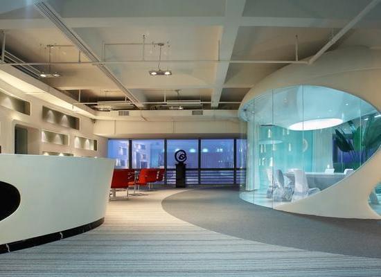 现代派办公室设计风格