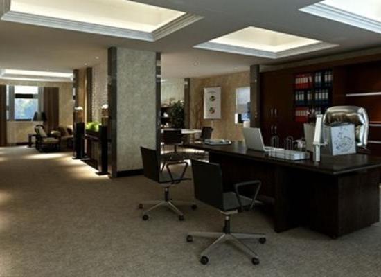 董事长高端办公室设计